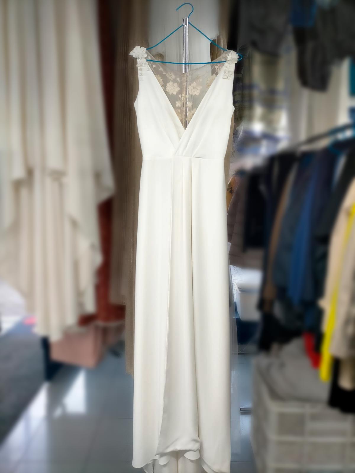 limpieza de trajes de novia
