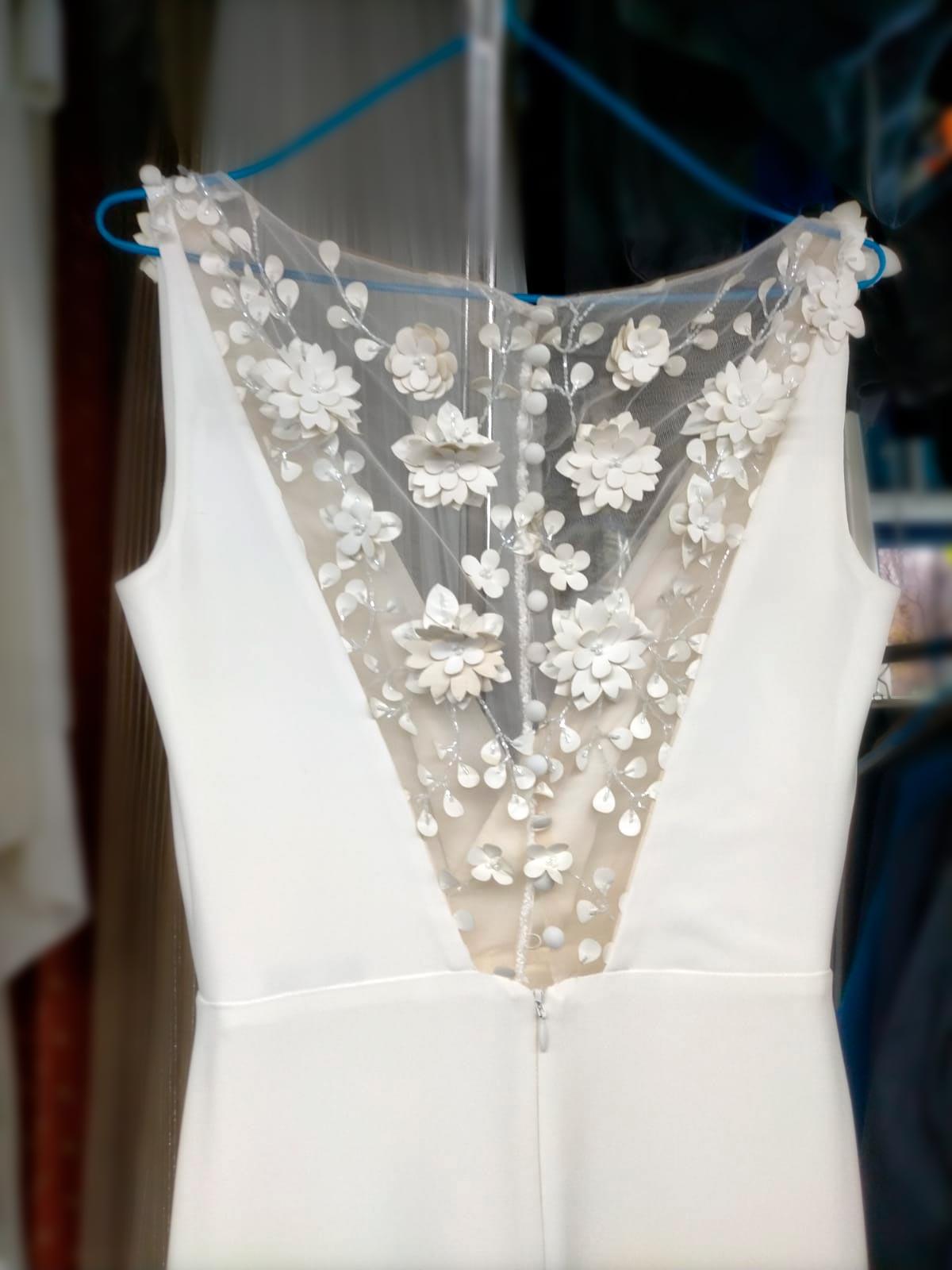 especialistas en limpieza de trajes de novia